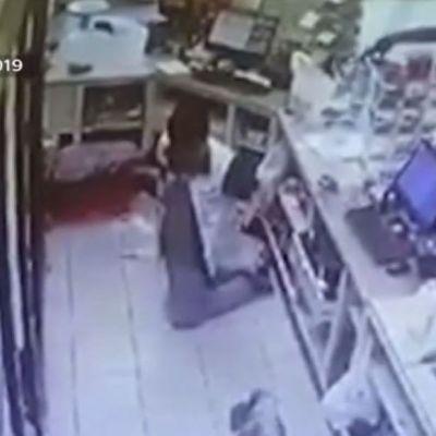 Detienen a presunto asesino de niño cajero en Manzanillo, Colima
