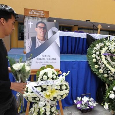 Congreso cita a Jesús Orta a comparecer por muerte de Norberto Ronquillo