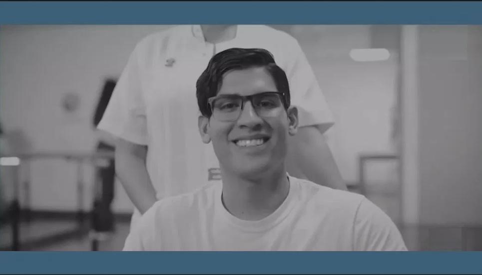 Foto: Jóvenes mexicanos crean un video en homenaje al estudiantes secuestrado y asesinado Norberto Ronquillo, 12 junio 2019