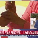 FOTO: Notario certifica puesta en ceros del PREP en Aguascalientes, 2 Junio 2019