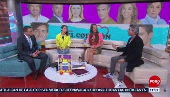 Nueva telenovela 'El corazón nunca se equivoca'
