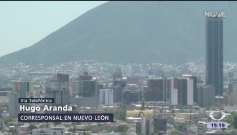 Foto: Nuevo León monitorea calidad del aire ante polvo del Sahara