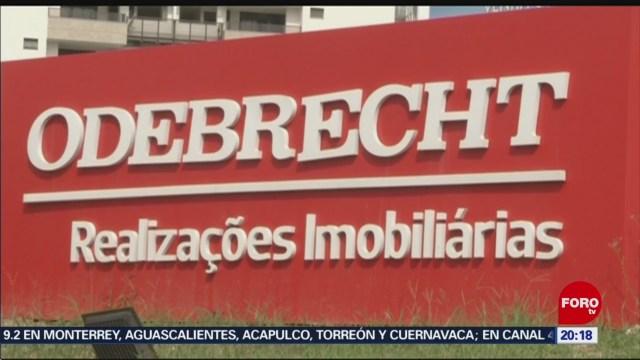 Foto: Brasileña Odebrecht Bancarrota17 Junio 2019