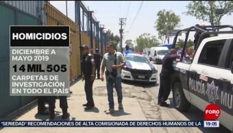 FOTO: Ola de violencia no es exclusiva de la CDMX, 22 Junio 2019