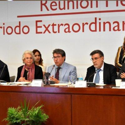Acuerdo comercial T-MEC tendrá ratificación unánime, dice Sánchez Cordero