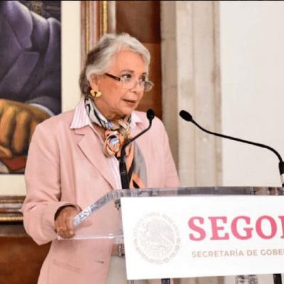México hace gran esfuerzo en frontera sur: Sánchez Cordero