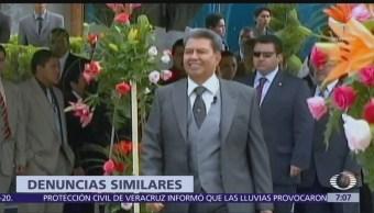 Padre de Naasón Joaquín García también enfrentó denuncias por abuso sexual