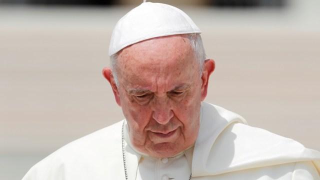 Papa Francisco denuncia que los migrantes son utilizados 'con fines políticos'
