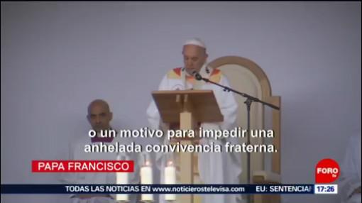 FOTO: Papa Francisco continúa su gira por Rumania,1 Junio 2019