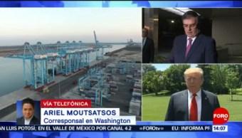 Pelosi critica acuerdo migratorio entre México y Estados Unidos