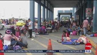 FOTO: Perú cierra sus puertas a la migración informal, 16 Junio 2019