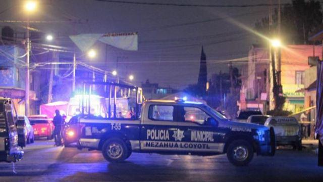 Foto: Una patrulla de la policía municipal de Nezahualcóyotl, Edomex.