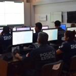 Foto: Instalan el Centro de Mando desde el cual corporaciones estatales y federales de seguridad darán seguimiento a las elecciones en Tamaulipas, junio 1 de 2019 (Twitter: @inforio)