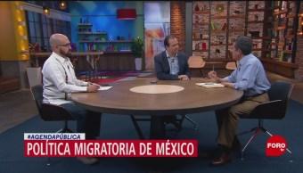 FOTO: Política migratoria de México, 23 Junio 2019