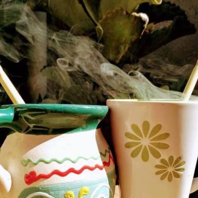 Jóvenes de Puebla inventan popotes 100 por ciento biodegradables