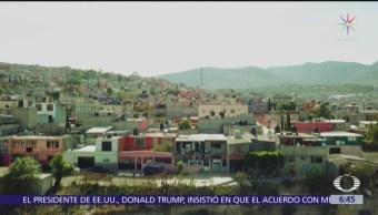 Por lluvias, decenas de familias están en riesgo en Ecatepec, Edomex