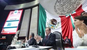 Diputados conmemoran los 80 años del exilio republicano español