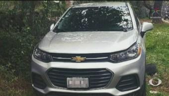 Foto: Cómplice Sacerdote Vehículo Leonardo Avendaño 21 Junio 2019