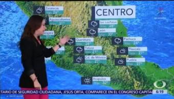 Pronostican ambiente de caluroso en 22 estados de México