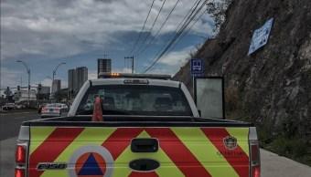 Foto: unidad de Protección Civil de Querétaro, 28 de junio 2019. Twitter @pcmqro