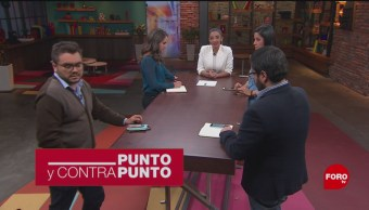 Foto: Punto Contrapunto Genaro Lozano Forotv 17 Junio 2019