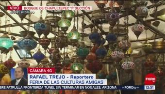 FOTO: Realizan la Feria de las Culturas Amigas en CDMX, 1 Junio 2019