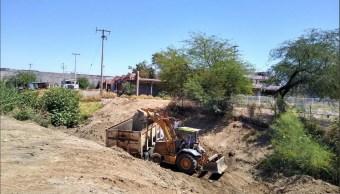 Foto: recuperación de espacios públicos en Hermosillo, 11 de junio 2019. Twitter @HermosilloGob