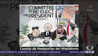 Reporte Trump: La posible reelección de Trump