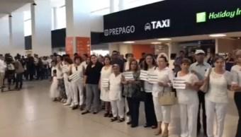 Restos de Norberto Ronquillo llegan a Chihuahua (Noticieros Televisa)