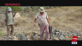 Retratos de México: Artesano de la piedra