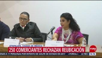 Foto: Reubicación Comerciantes Reparar Grieta CDMX 7 Junio 2019