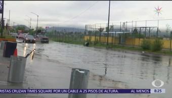 Río de los Remedios se desborda, activan operativo en GAM