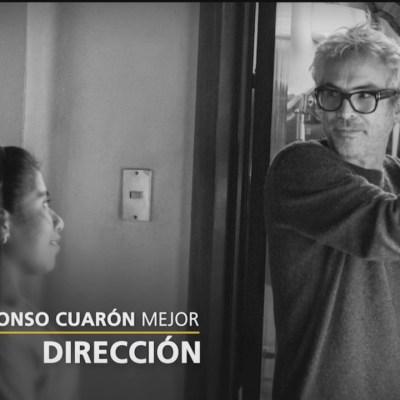 'Roma', de Alfonso Cuarón, conquista el Premio Ariel 2019