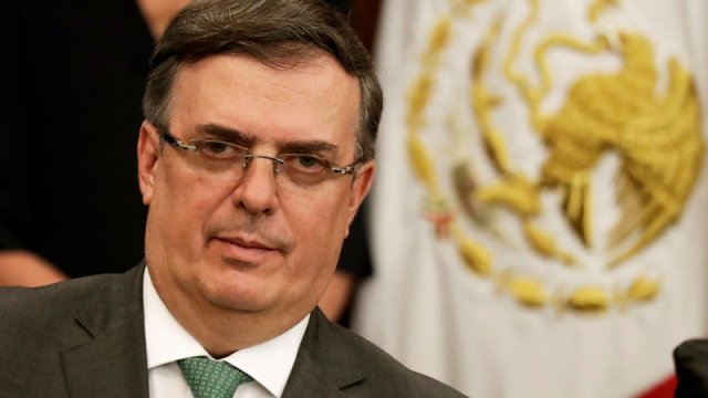 Este lunes, Ebrard dará posicionamiento de México ante gobierno de EU