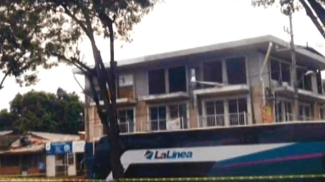 Se desconoce quién pudo hacer explotar granada en Uruapan, dice secretario de Seguridad (Noticieros Televisa)