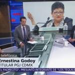 Se está investigando participación de policías en caso de Norberto Ronquillo: PGJCDMX