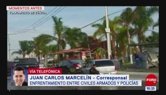 Se registra tiroteo en Tlajomulco de Zúñiga, en Jalisco