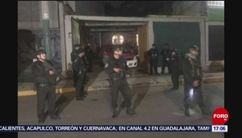 FOTO: Secuestradores se organizan desde prisión para delinquir, 17 Junio 2019