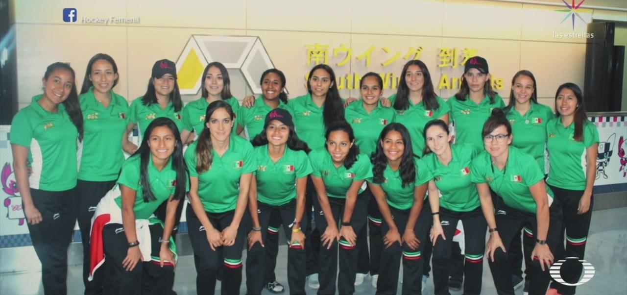 Foto: Selección Mexicana Hockey Denuncia Falta Apoyo Conade 19 Junio 2019