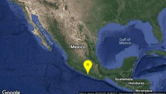 Foto: Se registra sismo con epicentro en Guerrero, 4 de junio 2019. Twitter @SismologicoMX