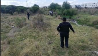 Toma clandestina en León, Guanajuato