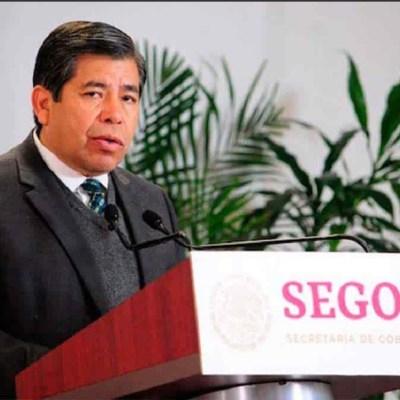 Renuncia Tonatiuh Guillén López, comisionado del INM