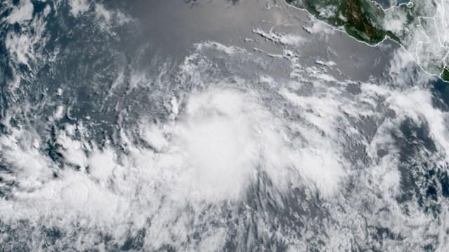 Foto: La tormenta Tropical Bárbara se localiza a 1,145 kilómetros al sur de Punta Perula, Jalisco y a 1,370 kilómetros de Cabo San Lucas, Baja California, junio 30 de 2019 (Twitter: @metofficestorms)
