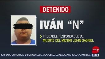 Foto: Homicida Menor Baleado Neza Lenin 26 Junio 2019