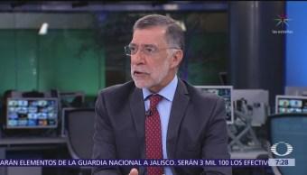 Tres fechas claves en la relación México-EU, según René Delgado