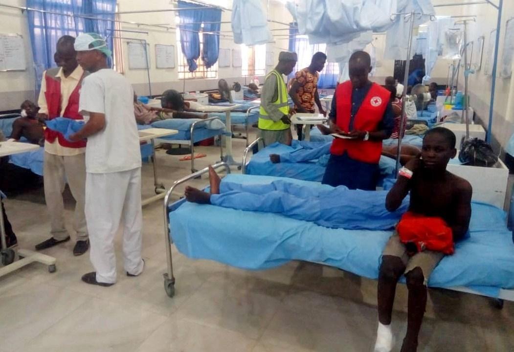 Foto Triple ataque suicida en Nigeria deja al menos 30 muertos 17 junio 2019
