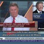 Trump dice que obtuvo todo lo que quería en el acuerdo con México
