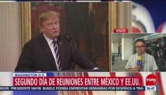 FOTO: Trump planea declarar emergencia nacional para imponer aranceles