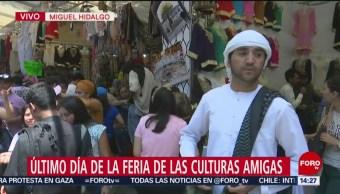 FOTO: Último día de las Culturas Amigas 2019 en CDMX, 16 Junio 2019