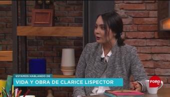 FOTO: Vida y obra de Clarice Lispector, 30 Junio 2019
